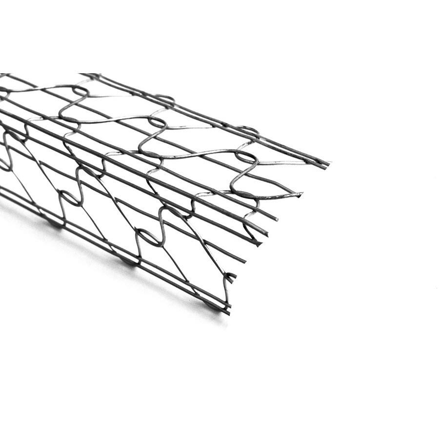 2.5-in x 10-ft Metal Corner Bead