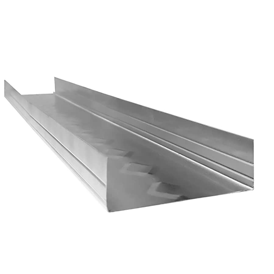 ProTRAK 2.5-in W x 120-in L x 1.25-in D Galvanized Steel Metal Stud