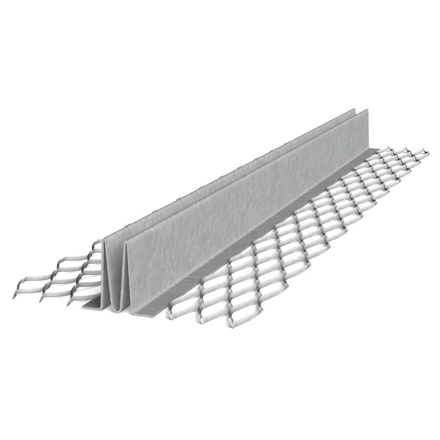 Dietrich Metal Framing #15 Steel Concrete Expansion Joints (Common: 0.5-in x 3-in x 120-in; Actual: 0.5-in x 3-in x 120-in)