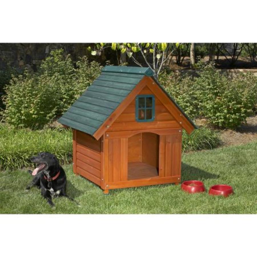 Large Cedar Cottage Dog House