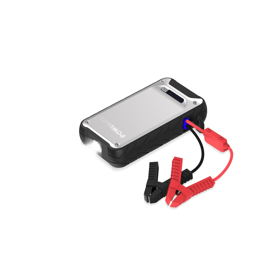 how to use car battery jump starter
