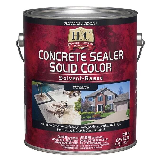 H&C Concrete Stains & Sealers #10.000054-16