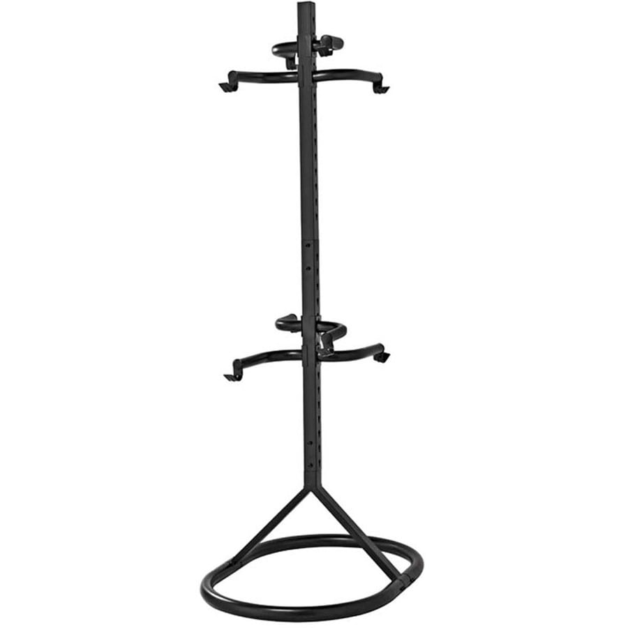 Racor 4-Bike Black Steel Bike Stand
