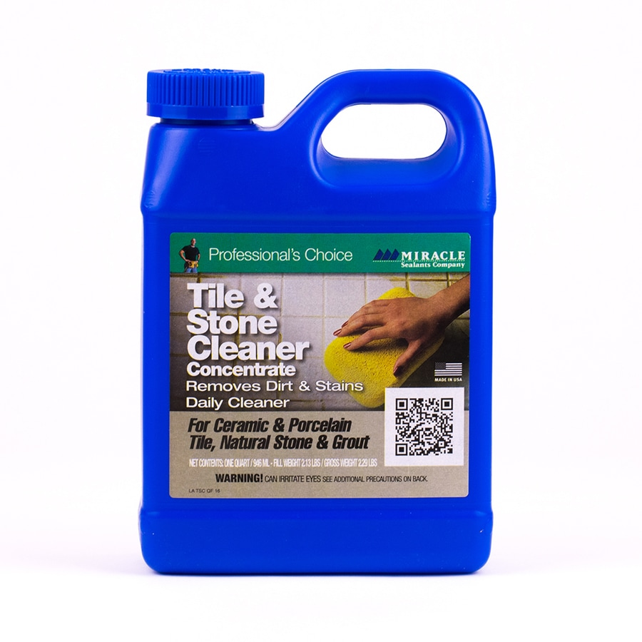 Miracle Sealants Company Tile & Stone Cleaner Quart