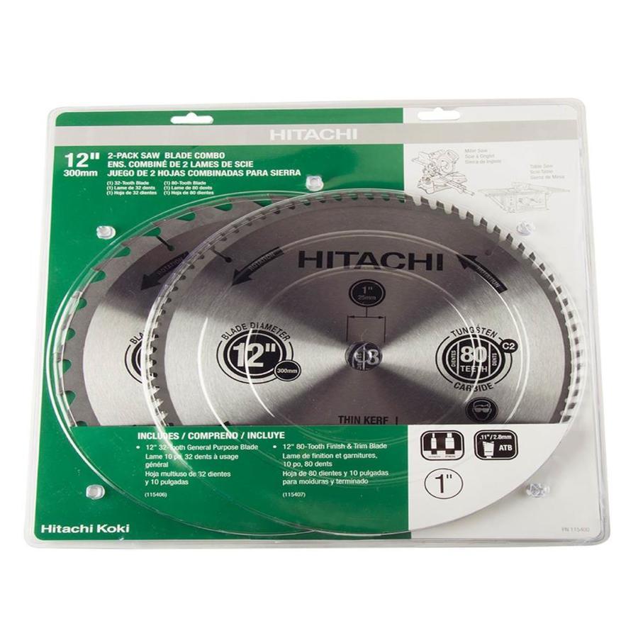 Hitachi Circular Saw Blade Set
