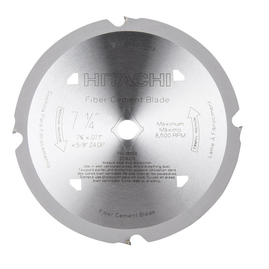 Hitachi 7-1/4-in Dry Standard Tooth Circular Saw Blade