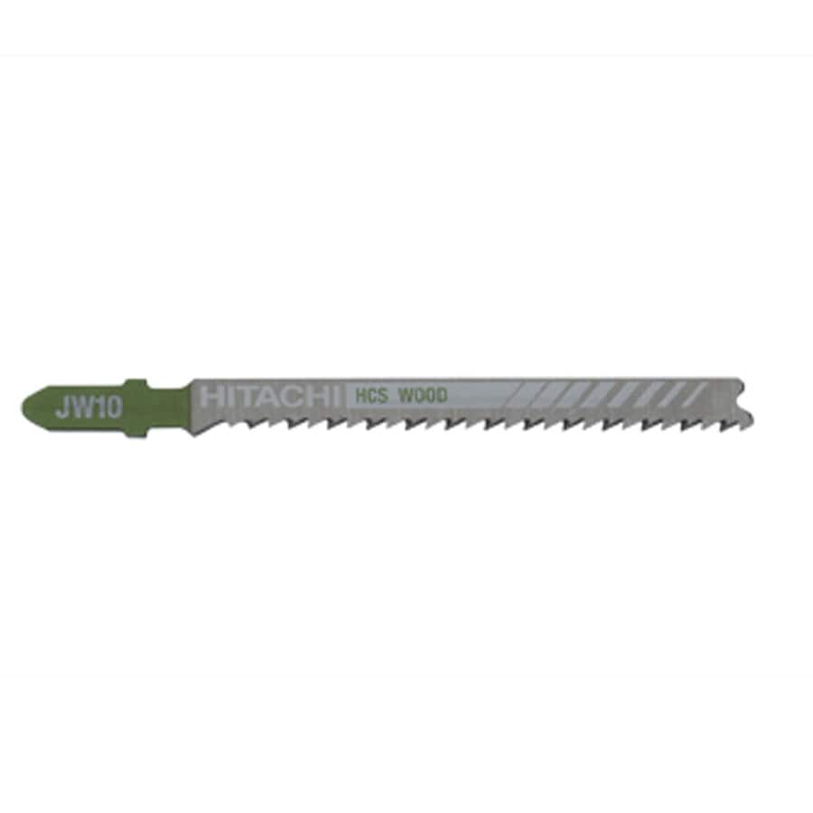 Hitachi 5-Pack T-Shank Jigsaw Blade Set