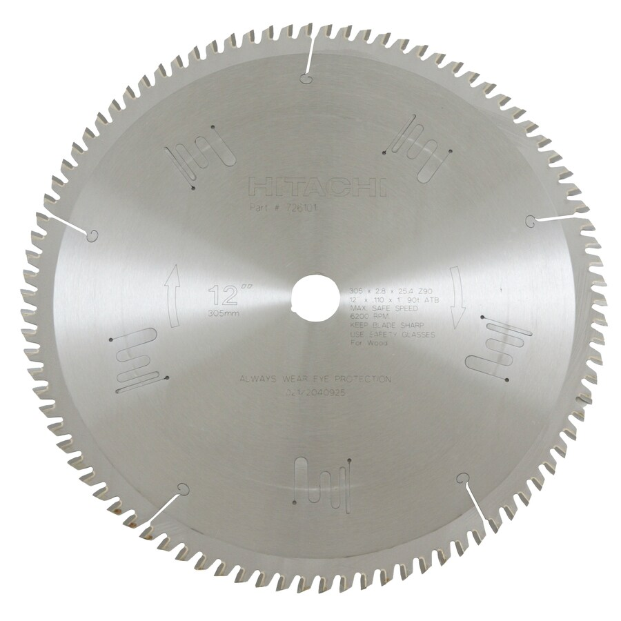 Hitachi 12-in Standard Circular Saw Blade