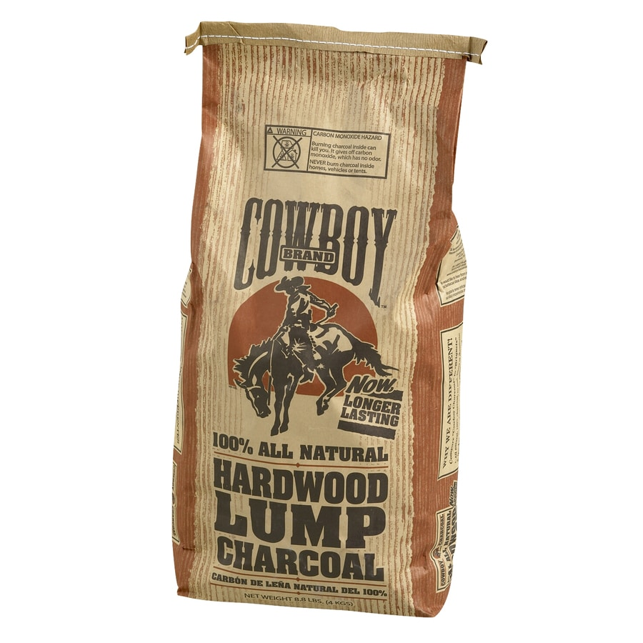 Cowboy Charcoal Hardwood Lump Charcoal
