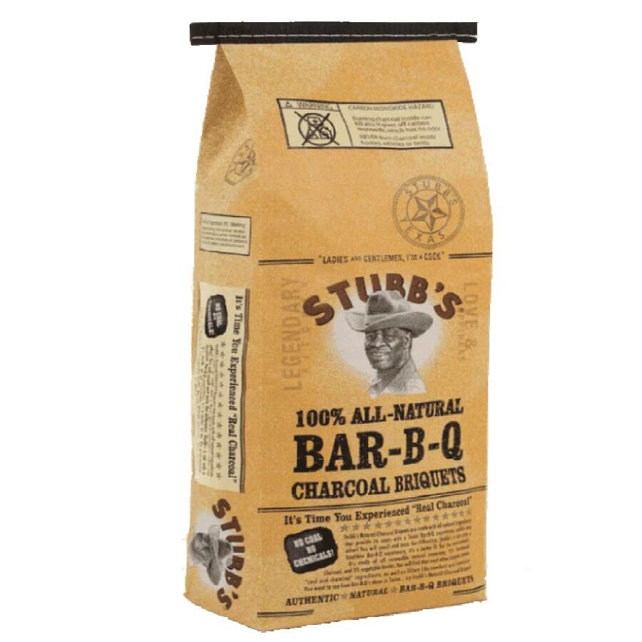 Stubb's All-Natural Charcoal Briquets