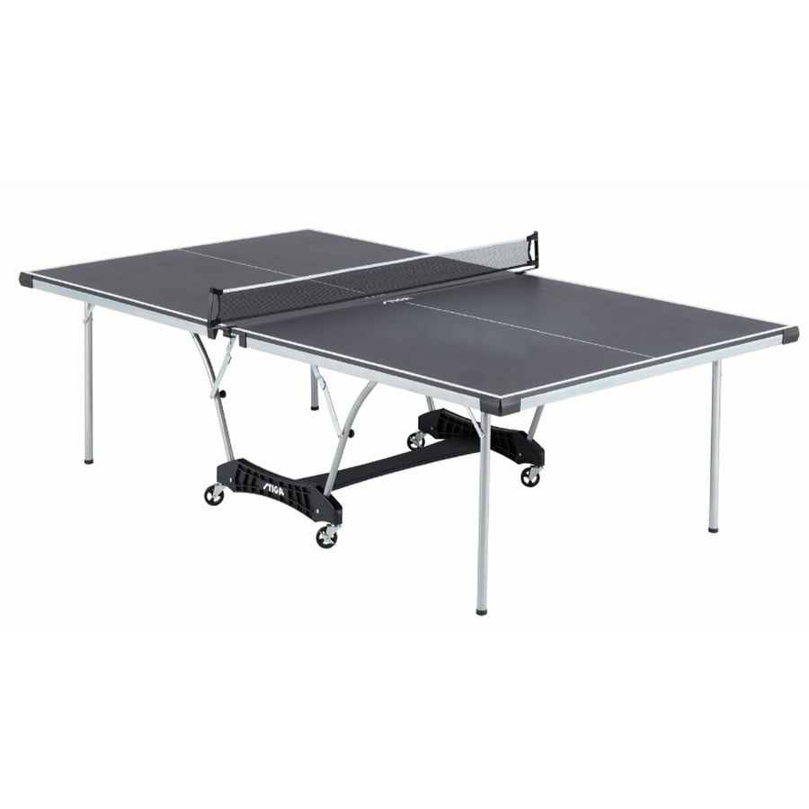 Stiga 108-in Indoor Freestanding Ping Pong Table