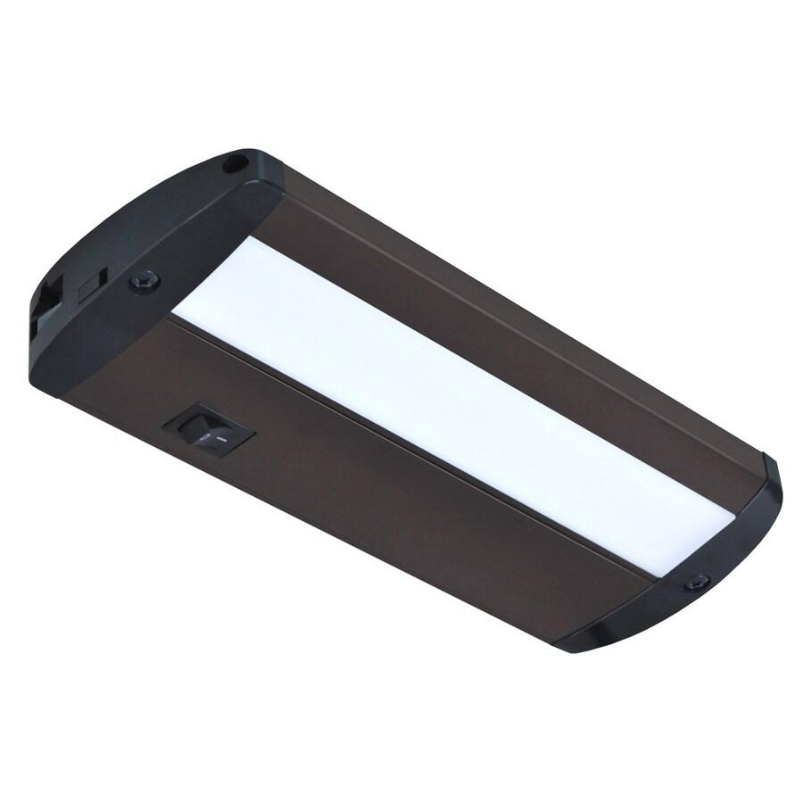 ecolight Designer 9-in Plug-in Under Cabinet LED Light Bar