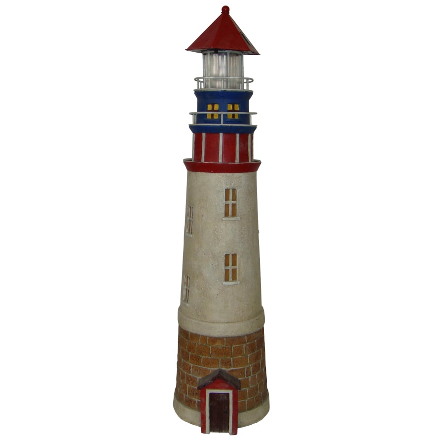 Solar Lighthouse Statuary