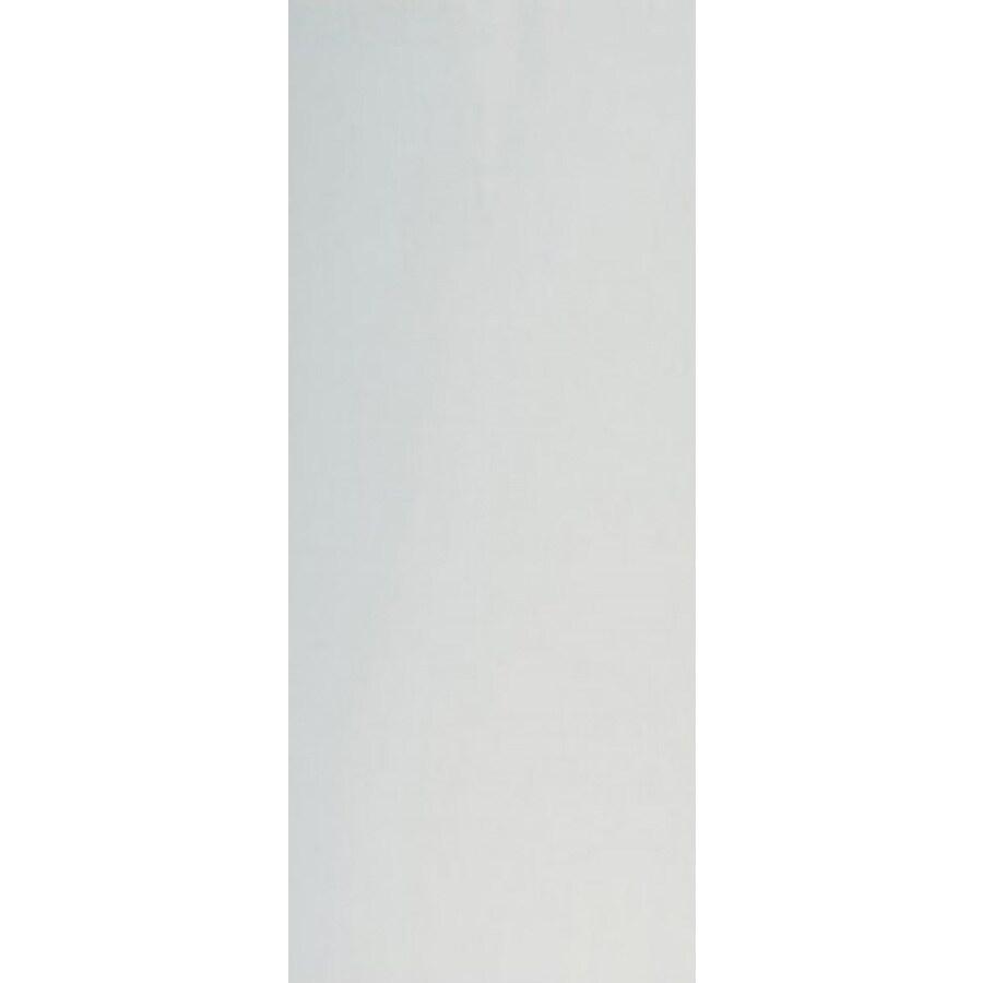 ReliaBilt Flush Insulating Core Universal Reversible Wood Composite Primed Slab Entry Door (Common: 30-in x 80-in; Actual: 30-in x 80-in)