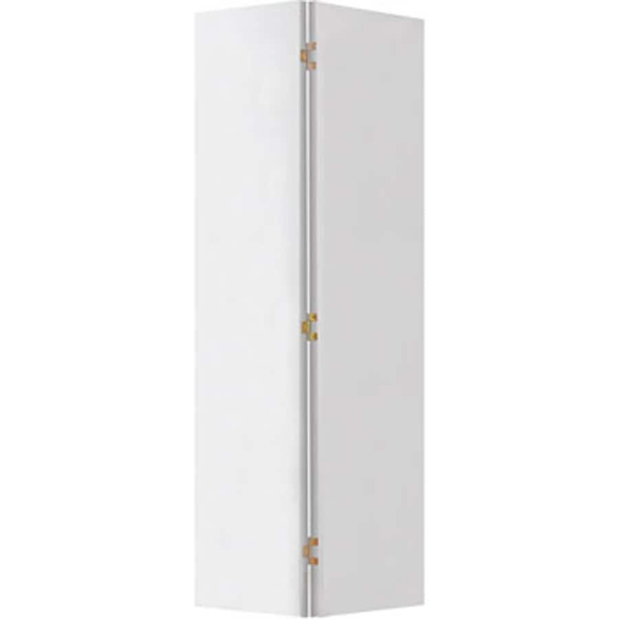 ReliaBilt Hollow Core Flush Bi-Fold Closet Interior Door (Common: 30-in x 80-in; Actual: 29.5-in x 79-in)