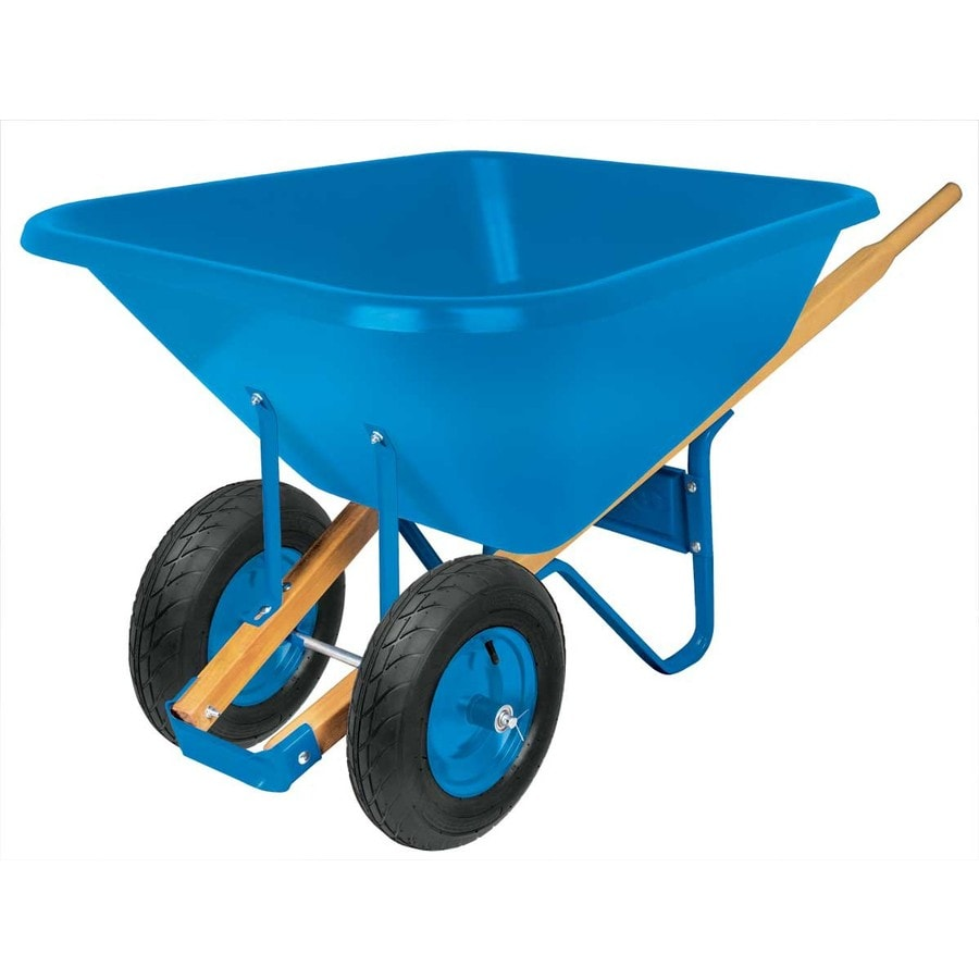 Truper 8-cu ft Wheelbarrow