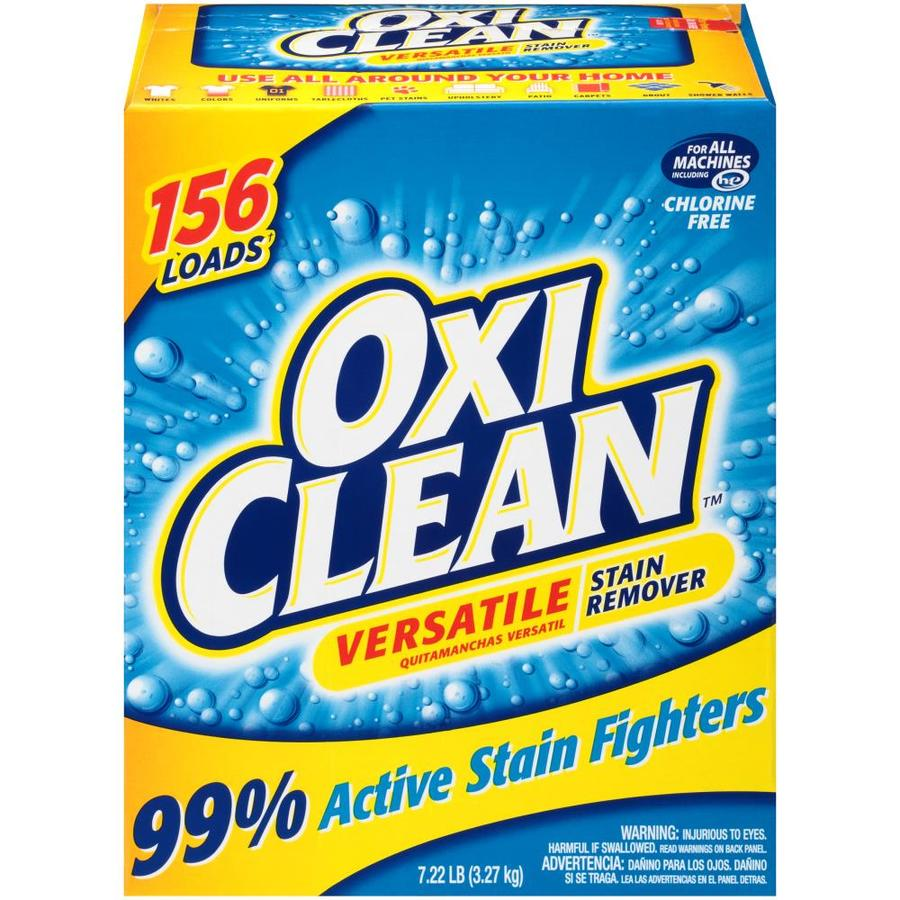 OxiClean 115.52-oz Laundry Stain Remover