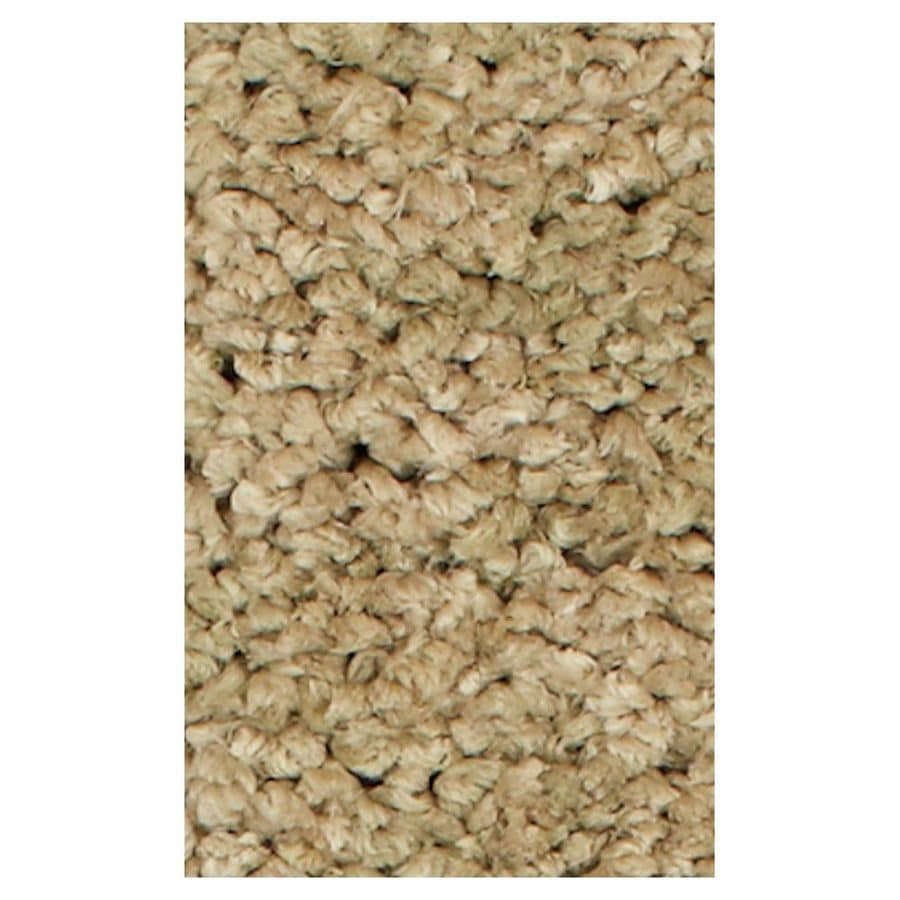 KAS Rugs Perfect Shag Brown Rectangular Indoor Shag Throw Rug (Common: 2 x 4; Actual: 27-in W x 45-in L x 0-ft Dia)