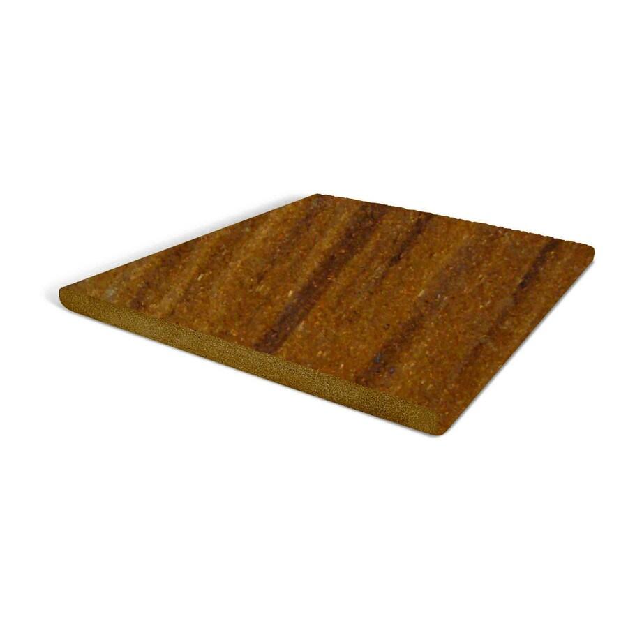 MoistureShield Vantage Tigerwood Composite Deck Board (Actual: 0.625-in x 11.25-in x 12-ft)