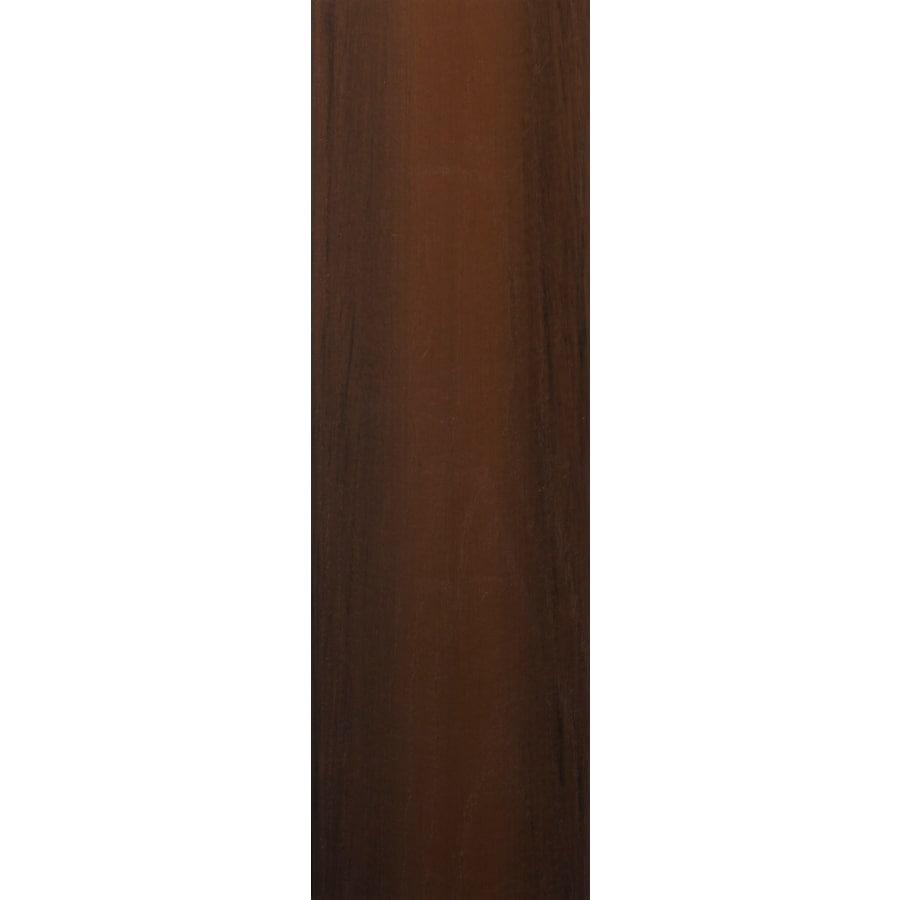 MoistureShield Brazilian Chestnut Composite Deck Board (Actual: 1-in x 5.4-in x 16-ft)