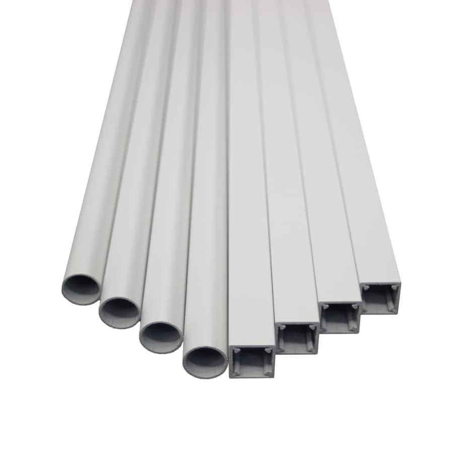 MoistureShield Aluminum Deck Baluster (Actual: 0.75-in x 0.75-in x 2.4583-in)