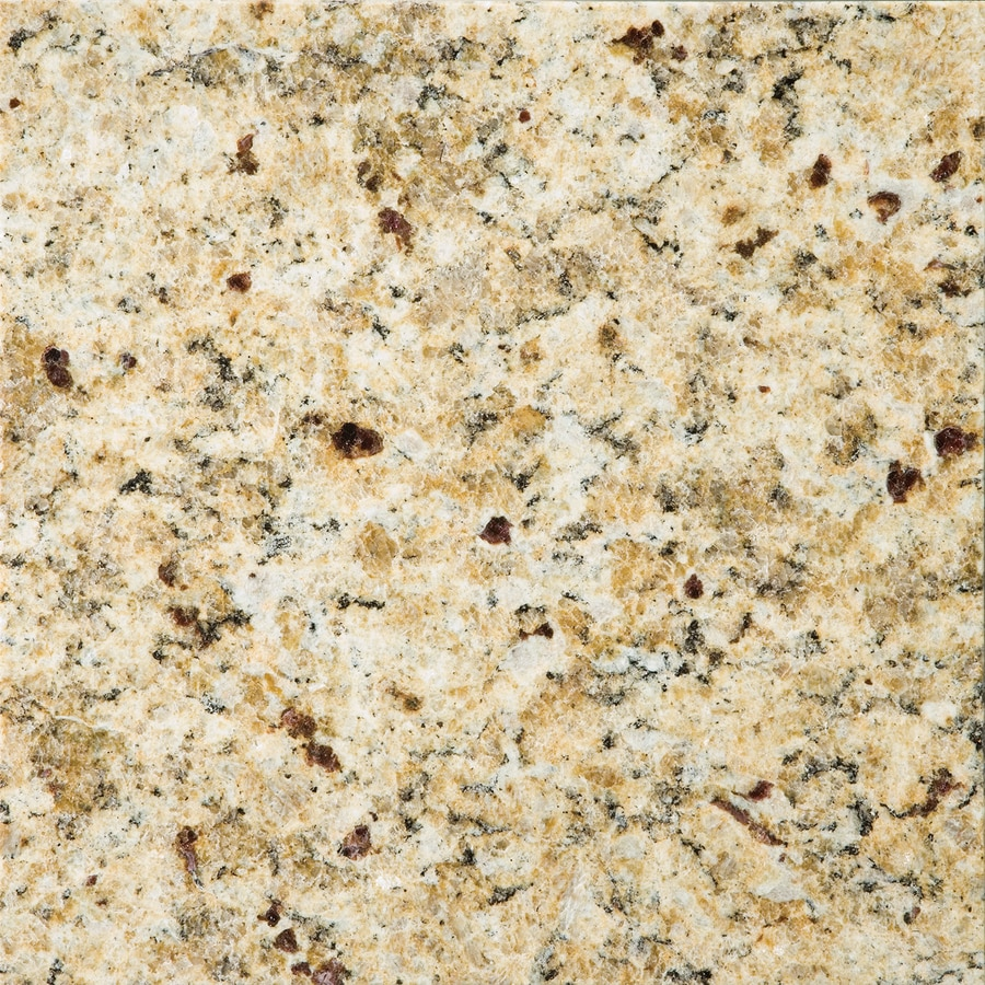 Emser 10-Pack New Venetian Gold Granite Floor and Wall Tile (Common: 12-in x 12-in; Actual: 12-in x 12-in)