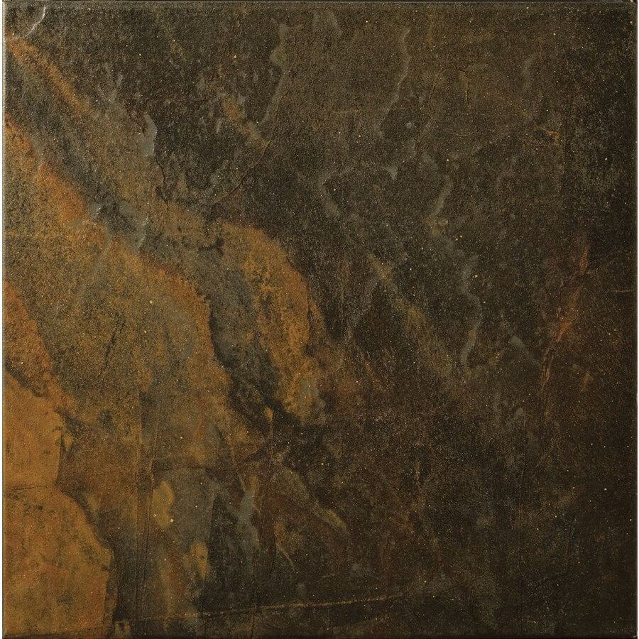 Emser Bombay 7-Pack Vasai Porcelain Floor and Wall Tile (Common: 20-in x 20-in; Actual: 19.69-in x 19.69-in)
