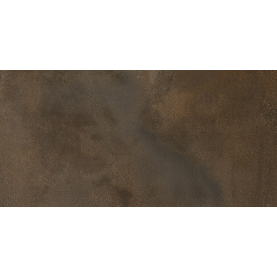 Emser Cosmopolitan 6-Pack Earth Porcelain Floor and Wall Tile (Common: 12-in x 24-in; Actual: 11.79-in x 23.79-in)