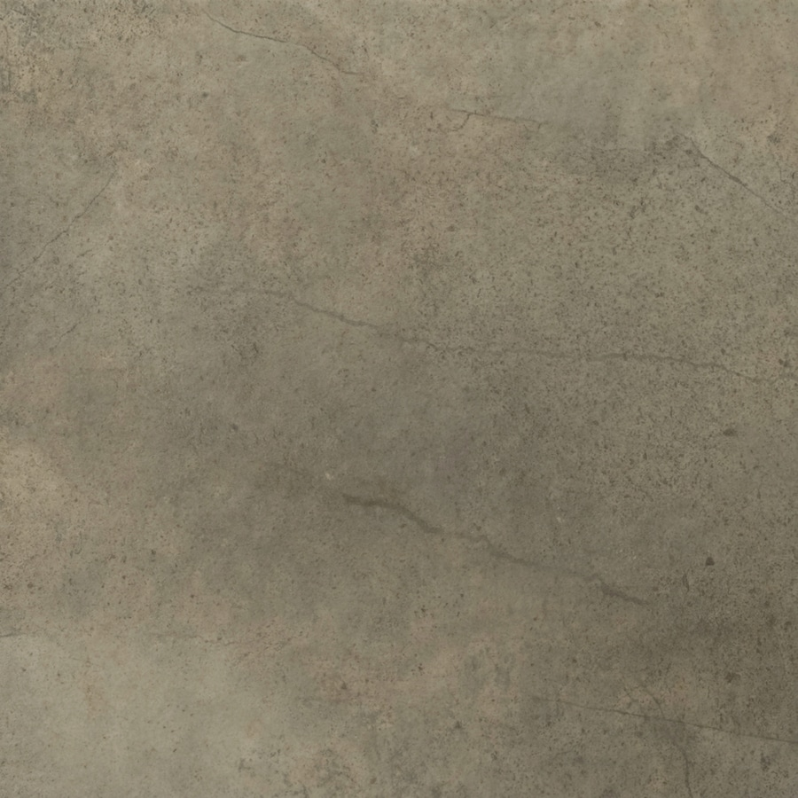 Emser St Moritz 11-Pack Olive Porcelain Floor and Wall Tile (Common: 12-in x 12-in; Actual: 11.77-in x 11.77-in)