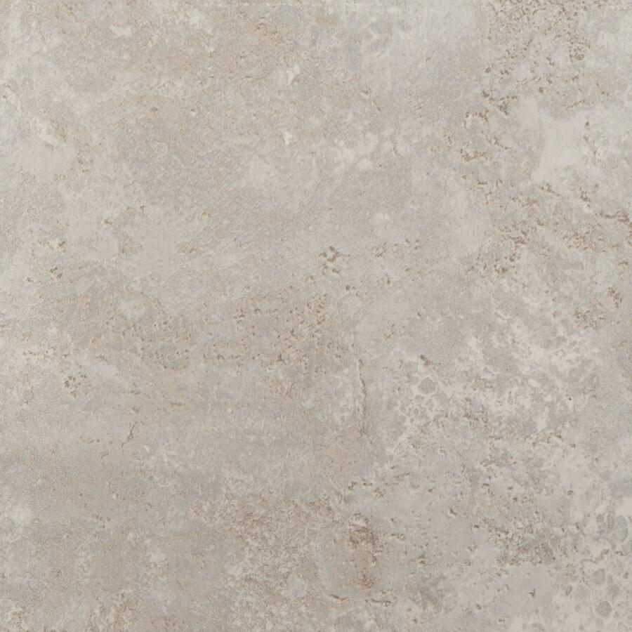 Emser 11-Pack Taverna Grigio Glazed Porcelain Floor Tile (Common: 13-in x 13-in; Actual: 12.99-in x 12.99-in)