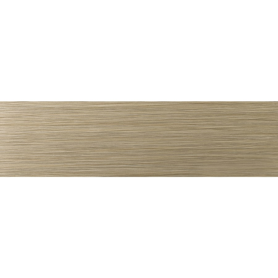 Emser Strands 10-Pack Olive Porcelain Floor and Wall Tile (Common: 6-in x 24-in; Actual: 5.89-in x 23.79-in)