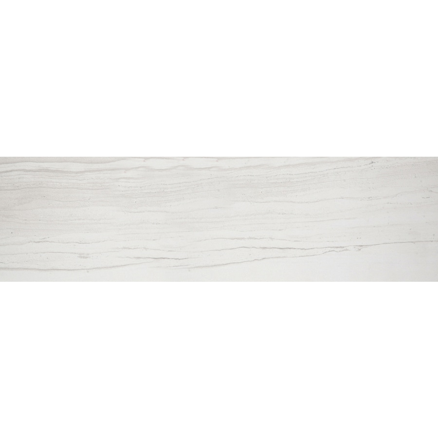 Emser Motion Cue Thru Body Porcelain Bullnose Tile (Common: 3-in x 13-in; Actual: 3.15-in x 12.99-in)