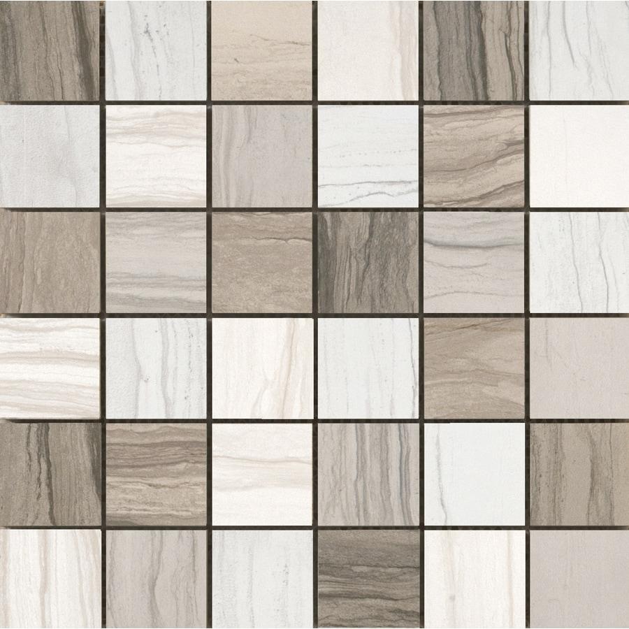 Shop Emser Motion 10 Pack Mosaic Blend Uniform Squares