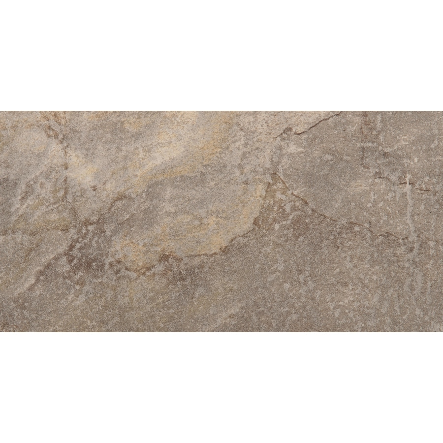 Emser Bombay 8-Pack Modasa Porcelain Floor and Wall Tile (Common: 12-in x 24-in; Actual: 11.73-in x 23.5-in)