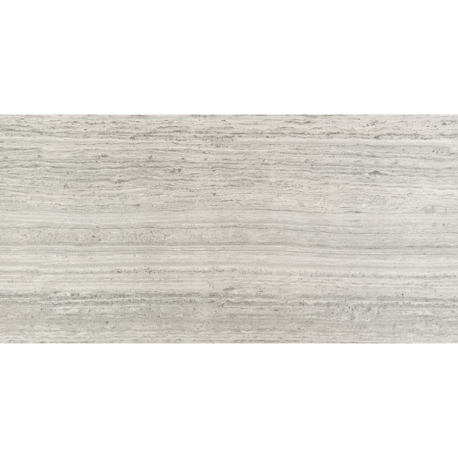 Emser 8-Pack Cayman Porcelain Floor and Wall Tile (Common: 12-in x 24-in; Actual: 23.62-in x 11.8-in)
