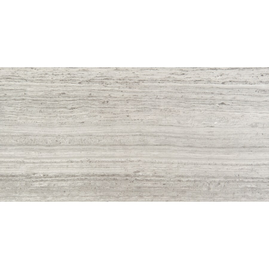 Emser 8-Pack Cayman Porcelain Floor and Wall Tile (Common: 12-in x 24-in; Actual: 11.81-in x 23.62-in)