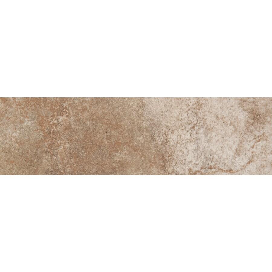 Emser Bristol Blaise Ceramic Bullnose Tile (Common: 3-in x 13-in; Actual: 3.14-in x 13.11-in)