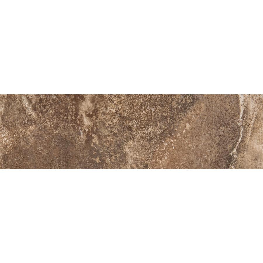 Emser Bristol Clifton Ceramic Bullnose Tile (Common: 3-in x 13-in; Actual: 3.14-in x 13.11-in)