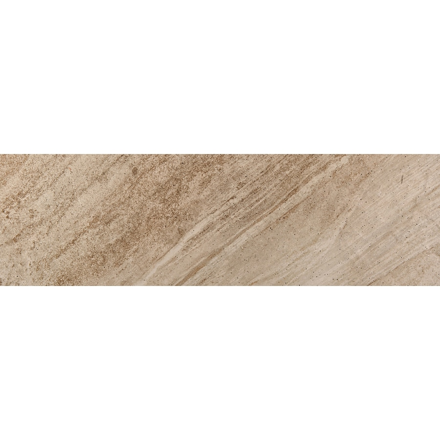 Emser Melbourne Bayside Ceramic Floor and Wall Tile (Common: 3-in x 13-in; Actual: 13.11-in x 3.11-in)