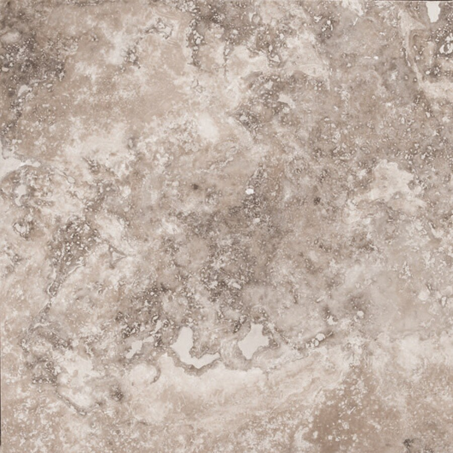 Emser Philadelphia Travertine Floor and Wall Tile (Common: 12-in x 12-in; Actual: 12-in x 12-in)