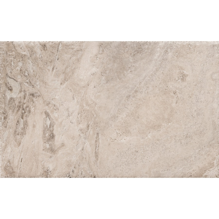 Emser Philadelphia Travertine Floor and Wall Tile (Common: 16-in x 24-in; Actual: 16.02-in x 24.02-in)