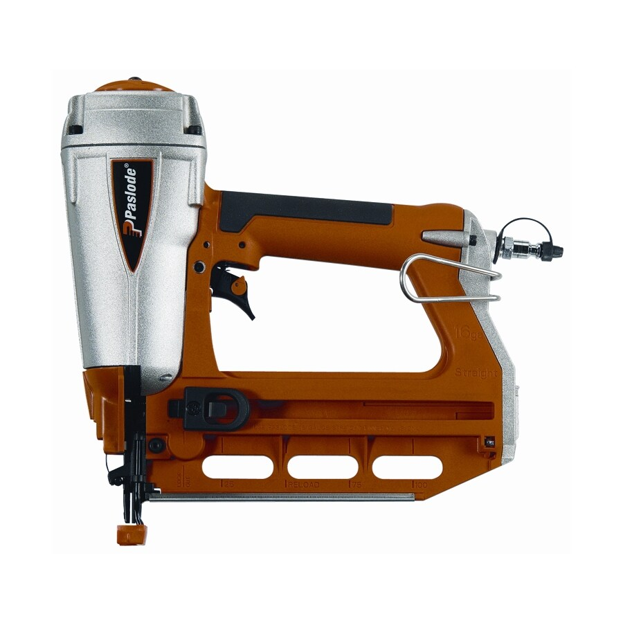 Paslode 2.5-in 16-Gauge Clip Head Finishing Pneumatic Nailer