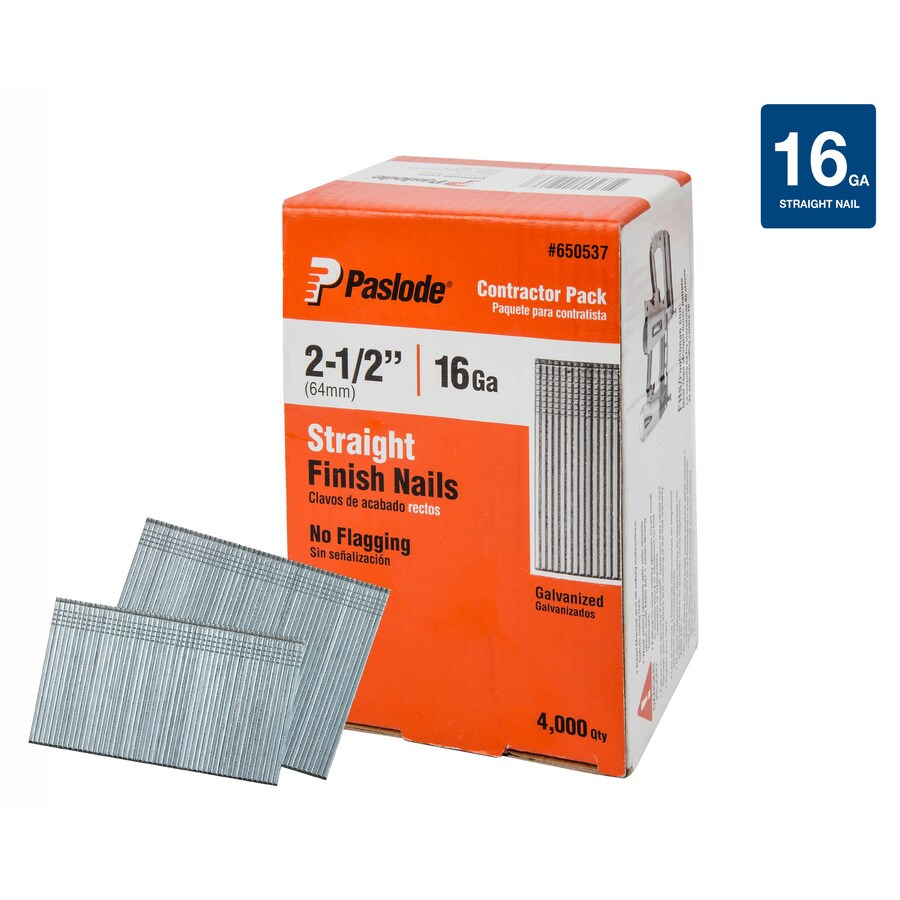 Paslode 2.5-in Nail