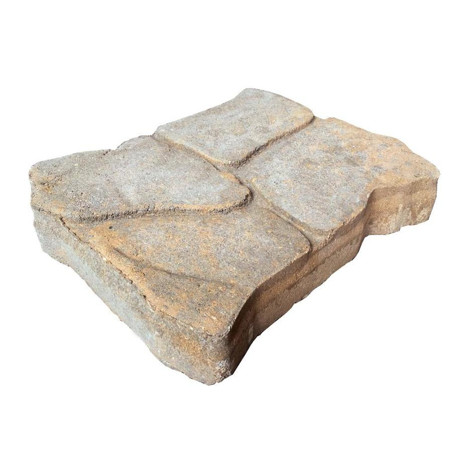 Sand Gray Alameda Concrete Patio Stone (Common: 11-in x 13-in; Actual: 11.1-in x 13.3-in)