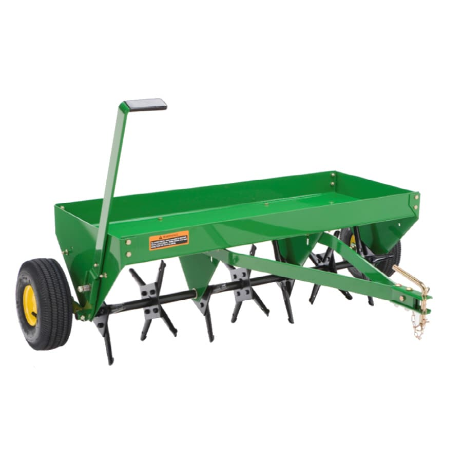 Shop John Deere 40 In Plug Aerator At Lowes Com