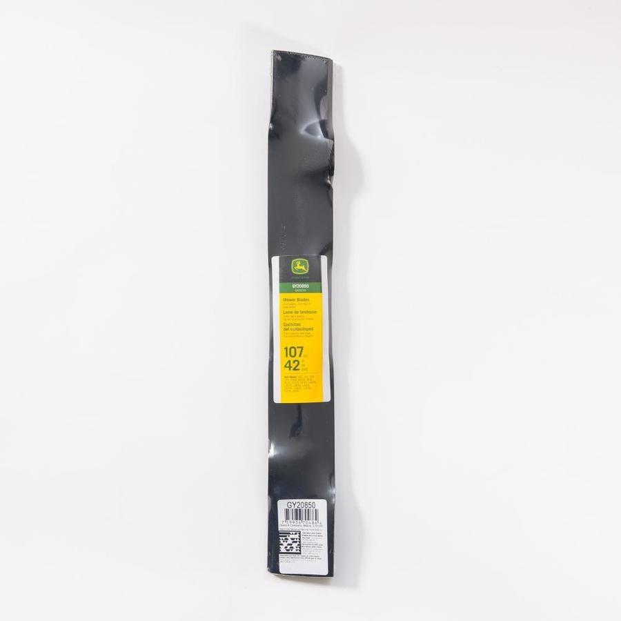 John Deere 2-Pack 42-in Multipurpose Riding Lawn Mower Blades