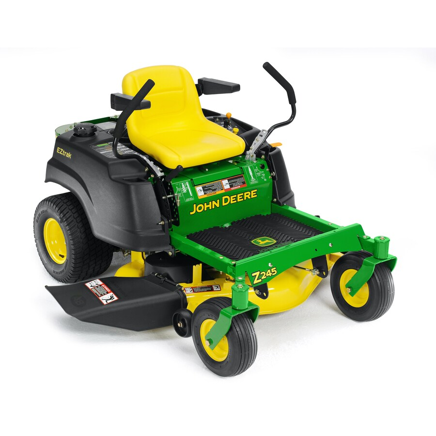 John Deere Z245 23 HP V-Twin Dual Hydrostatic 48-in Zero-Turn Lawn Mower