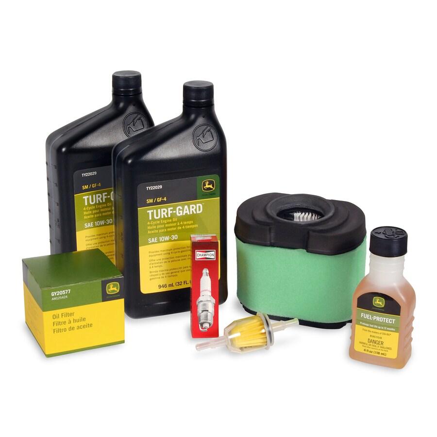 John Deere Oil Change System