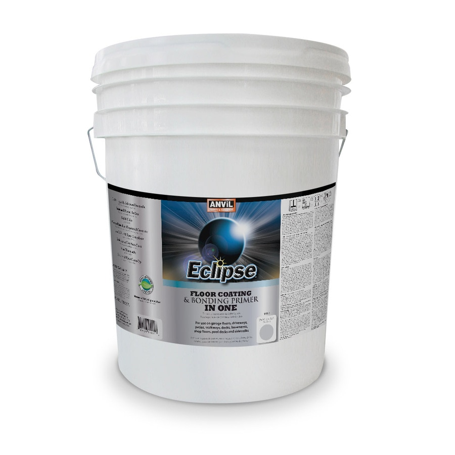 Anvil Paints Eclipse Pre-Tinted Dover Grey Solid Exterior Stain (Actual Net Contents: 640-fl oz)