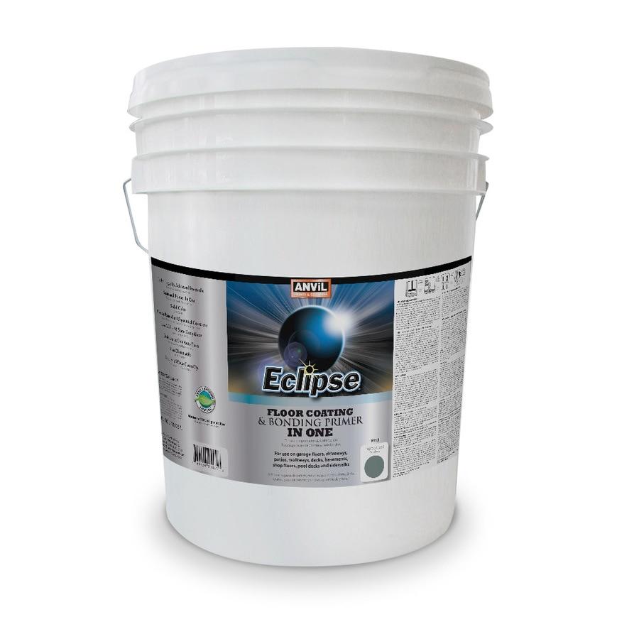 Anvil Paints Eclipse Pre-Tinted Deck Grey Solid Exterior Stain (Actual Net Contents: 640-fl oz)